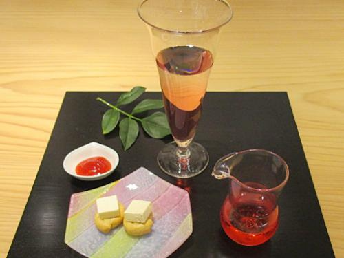 季節の日本酒-8月- 水花火(みずはなび)