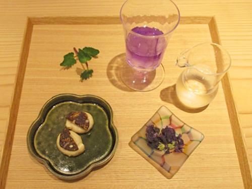 """季節の日本酒-10月- trick """"&"""" treat(トリック""""アンド""""トリート)"""