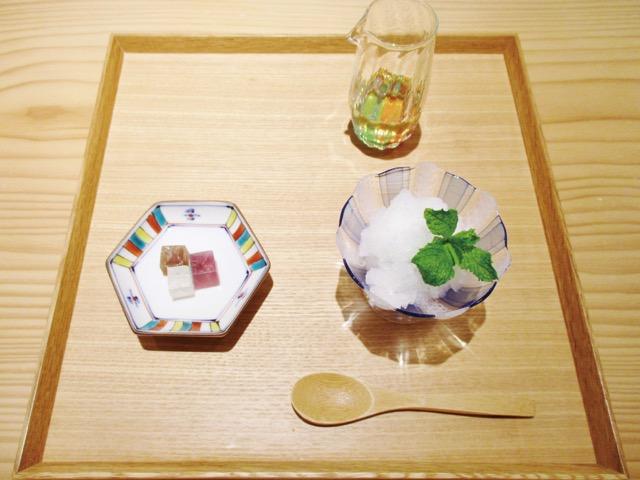 季節の日本酒-8月- 夏氷(なつごおり)