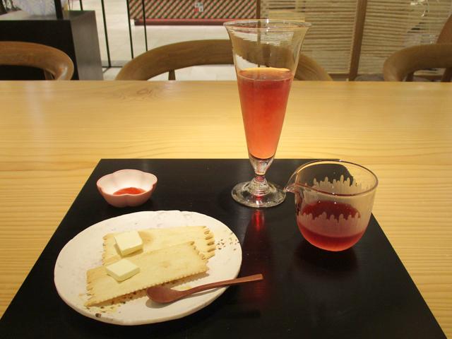 季節のアレンジ酒-7月- 水花火(みずはなび)